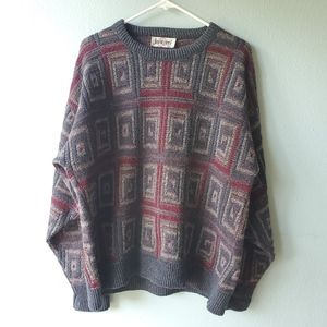Jantzen USA Vintage 90s Sweater Size L Sweater